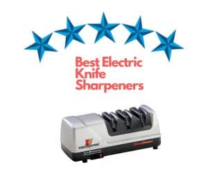 top electric knife sharpeners