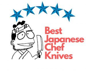 top Japanese chef knife