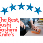 5 Best Sushi (Sashimi) knives to buy in 2020 - Top Picks with Reviews