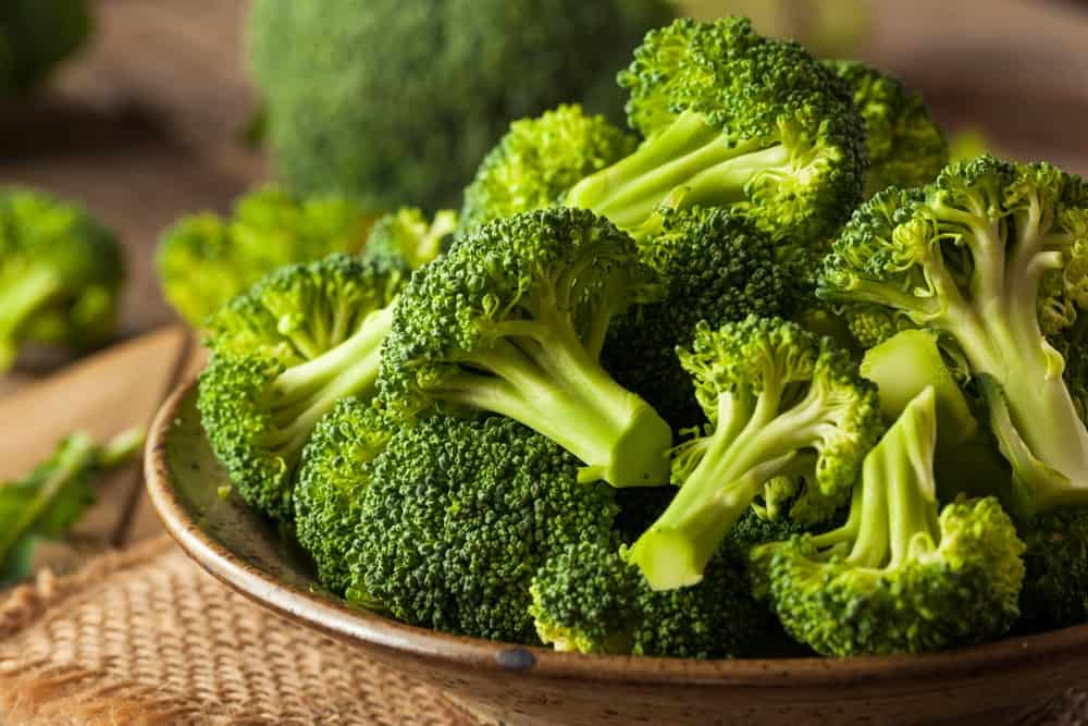 Does broccoli go bad? 1