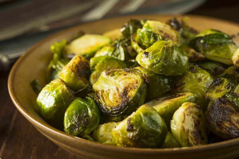 Do Brussels sprouts go bad? 1