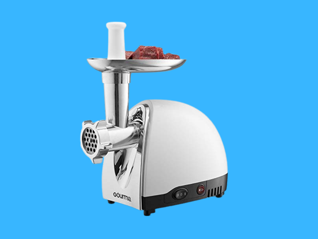 The 5 Best Electric Meat Grinders for Home Use 3