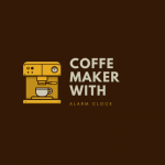 Coffee maker with alarm clock: Start your day off right with a perfect cup of joe